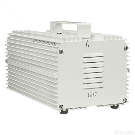 hydrofarm bas600a 600 watt magnetic ballast