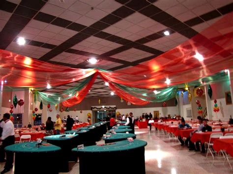 beautiful casino party decorations brainstroming decor idea