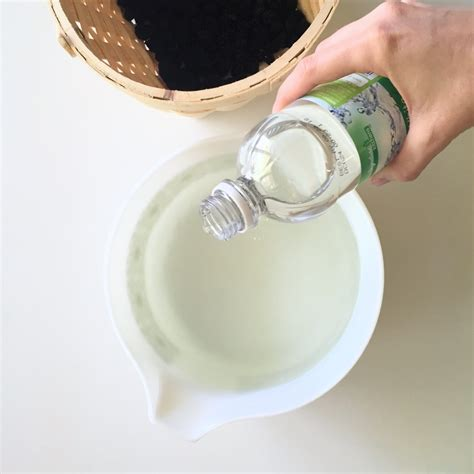 vinegar and water how to clean berries and keep them fresher longer