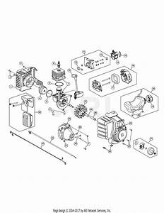 Troy Bilt Tb32ec 41cdz32c766 41cdz32c766 Tb32ec Parts Diagram For Engine Assembly