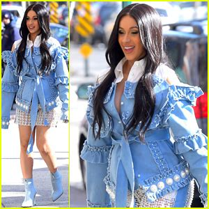 who gave cardi b her big break cardi b opens up about her pregnancy her upcoming