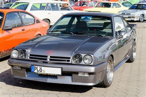 Opel Club by Opel Manta B Opel Club Elmshorn