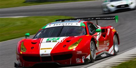 Race Cars by Up And Personal With Scuderia Corsa S 488