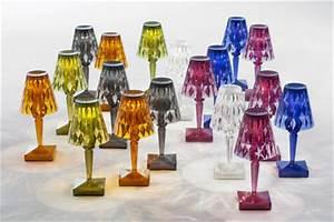 Luminaire Kartell : lampe sans fil battery led recharge usb prune kartell ~ Voncanada.com Idées de Décoration