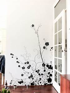 home design wall designs with paint home decor waplag With pics with design on wall