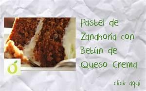 receta de pastel de zanahoria con betun de queso crema With pastel vegano de zanahoria con queso crema de anacardos