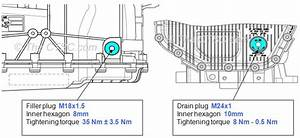 hyundai 6hp19 transmission fluid level procedures genuine With bmw approved fluid