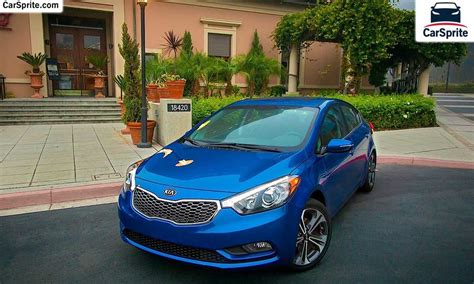 kia cerato  prices  specifications  qatar car
