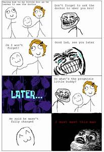 Rage Comics: Rage Comic #5016 | Geek and Humor | Pinterest ...