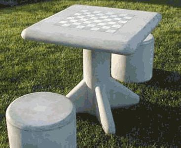 outdoor chess table the world s catalog of ideas 1290
