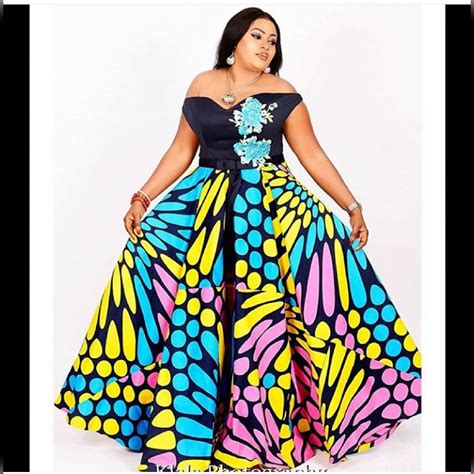 mitindo kitenge long dresses style fashenista