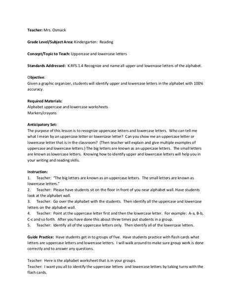 lesson plan for teaching writing a letter of complaint letters lesson plan