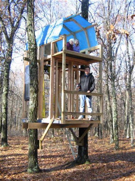 build   tree treehouse
