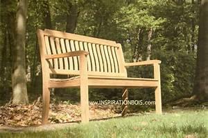 Banc En Teck : banc en teck de qualit mobilier de jardin haut de gamme ~ Teatrodelosmanantiales.com Idées de Décoration