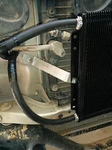 Aux  Transmission Cooler Diagram  Pic