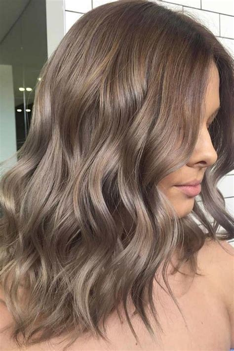 Ash Brown Hair Color Definition by 34 Sassy Looks With Ash Brown Hair