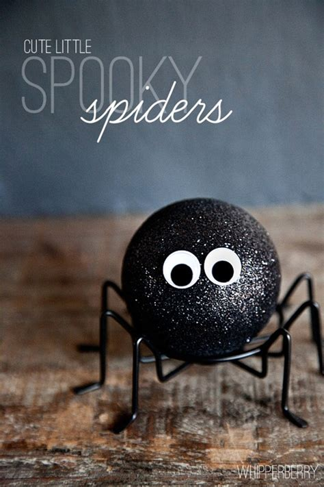 cute  spooky spiders  halloween decor whipperberry