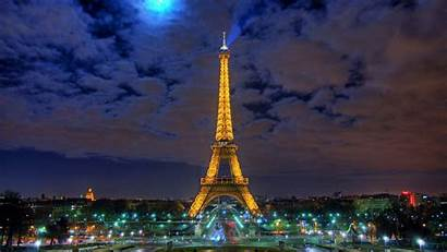 Paris Wallpapers Weather Cloudy Stunning Pink France