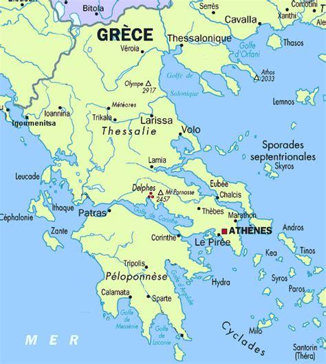 Carte Du Monde Grece Crete by Gr 232 Ce