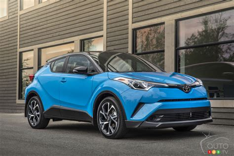 2019 Toyota Chr Pricing And Details For Canada  Car News