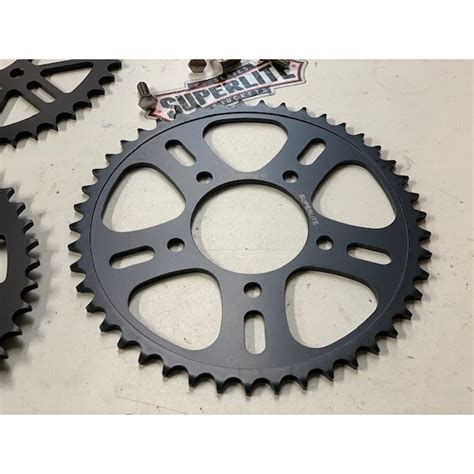 Kitty cards, mvps and more. SUPERLITE RS-BOOST (#92622RB) 520 Pitch Steel Rear Sprocket - Rotobox (Boost Design ...