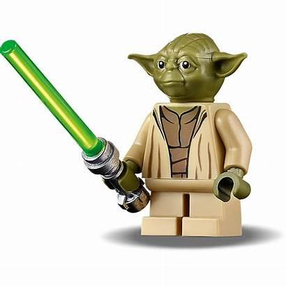 Yoda Lego Wars Clones Attack Sets Character