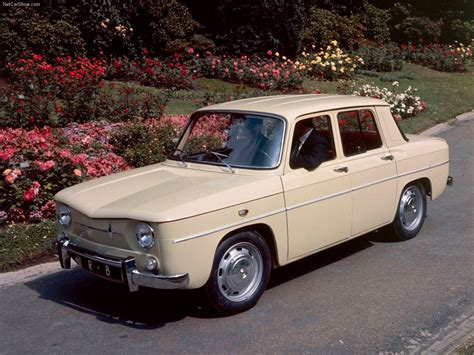 Avengers in Time: 1962, Cars: Renault 8