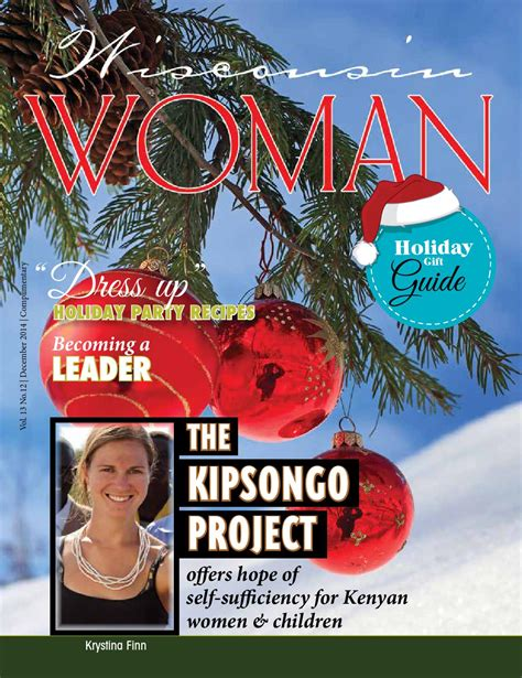 Wisconsin Woman Magzine By Plus Publications Issuu