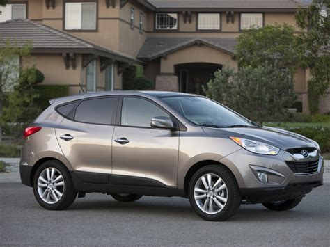 Hyundai Tucson Picture by Hyundai Tucson 2010 Car Picture 07 Of 14 Diesel