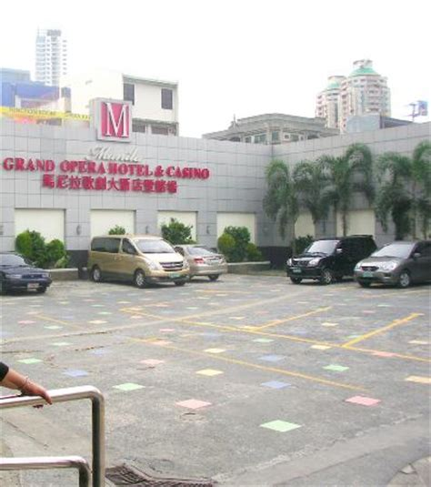 the facade of manila grand opera hotel picture of manila