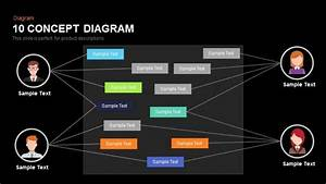 Use Case Diagram Powerpoint Template And Keynote