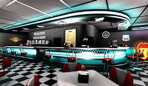 50s Diner Portfolio of Mirjam Herman