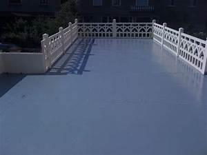 Peinture Balcon Sol : etancheite liquide peinture de sol bi composant ~ Premium-room.com Idées de Décoration