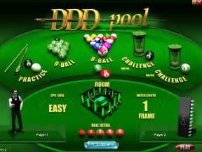 Free Download Full Version PC Pool Game