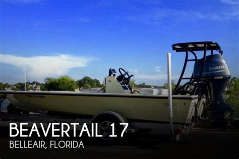 Used Flats Boats For Sale Ta by Beavertail New And Used Boats For Sale