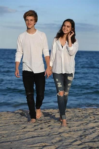 Bailee Madison Alex Lange Boyfriend Photoshoot Lauderdale
