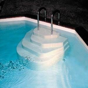 Escalier Pour Piscine Hors Sol : escalier piscine hors sol pas cher escalier la voie ~ Dailycaller-alerts.com Idées de Décoration