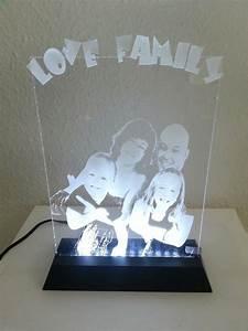 Cadre En Plexiglas : cadre en plexi 15x30cm grav et d coup gr ce au laser avec support lu time 39 s cadeaux ~ Teatrodelosmanantiales.com Idées de Décoration