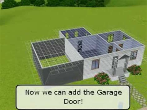 sims 3 garage building garages on foundation homes the sims 3