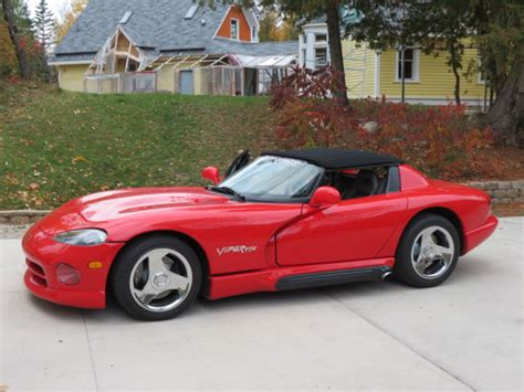 Dodge Viper Excellent Condition Roe Racing Supercharged