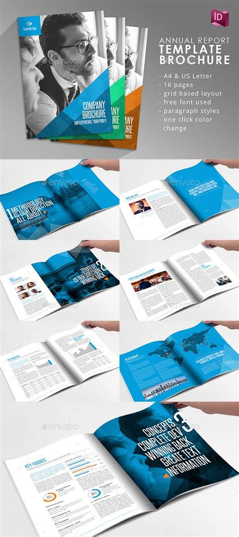 Brochure Indesign Template by 819 Best Images About Graphicriver Templates On