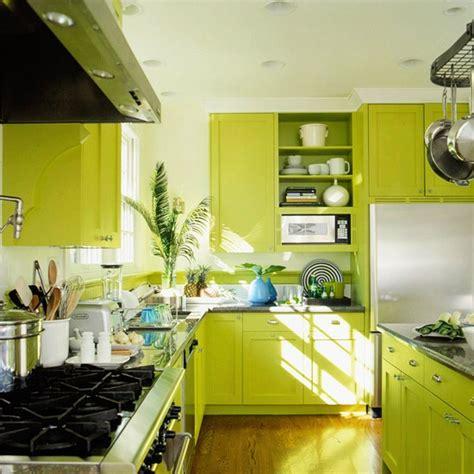 lemon green kitchen yeşil mutfaklar dekorasyon cini 3717