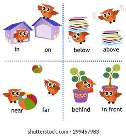 preposition images stock  vectors shutterstock