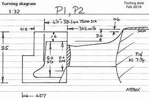 Casting Diagram  P1