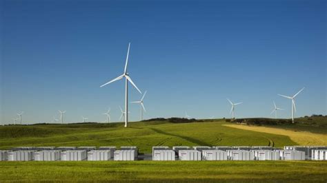 tesla big battery will be time but households need to wait reneweconomy