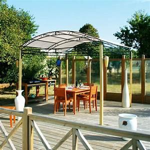 Cout D Une Pergola : veranda pergola mat riaux et prix tout sur la v randa ~ Premium-room.com Idées de Décoration