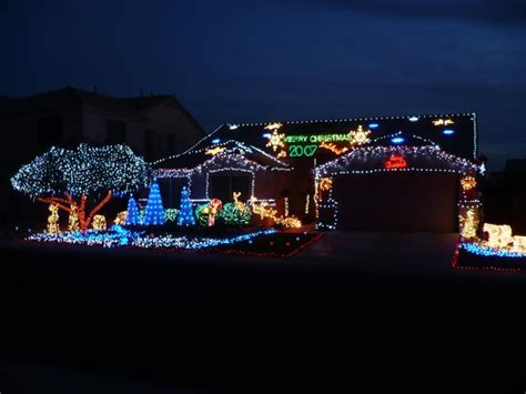 Cool Christmas Lights  International Pictures