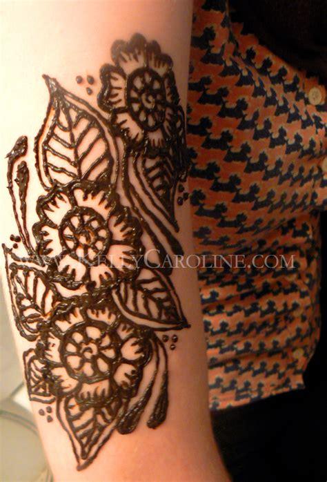 Flower Tattoo Easy