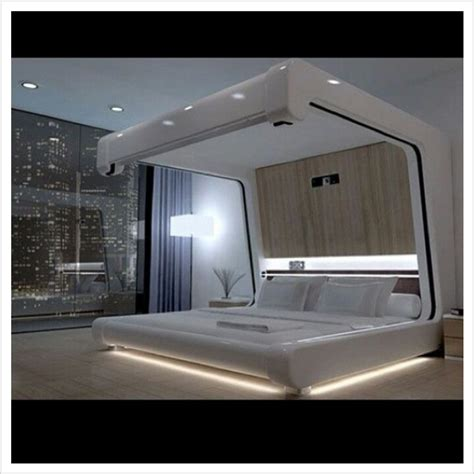 futuristic bedroom bedrooms pinterest