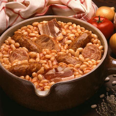 cuisine de a à z recettes recette cassoulet à l 39 ancienne